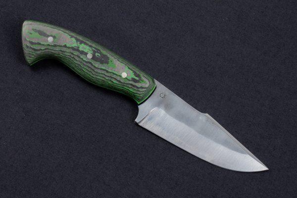 """3.74"""" Muteki #3864 Freestyle Kajiki Neck Knife by Dane"""