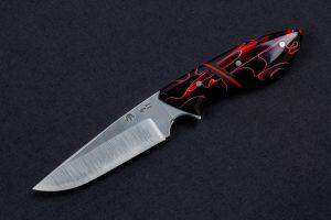 """3.62"""" Muteki #3936 Perfect Neck Knife by Adam"""