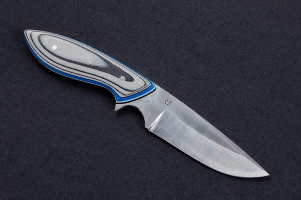 """3.74"""" Muteki #3942 Perfect Neck Knife by Dane"""
