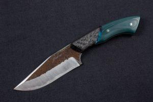 "3.98"" Muteki #4107 Freestyle Kajiki Outdoor Knife by Shamus"