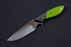 """3.58"""" Muteki #4131 Perfect Neck Knife by Chloe"""