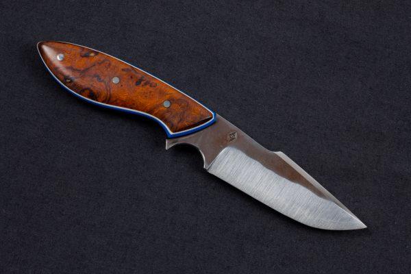 """3.66"""" Muteki #4158 Perfect Neck Knife by Adam"""