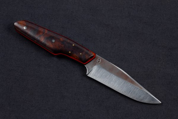 "3.82"" Muteki #4162 Freestyle Neck Knife by Adam"