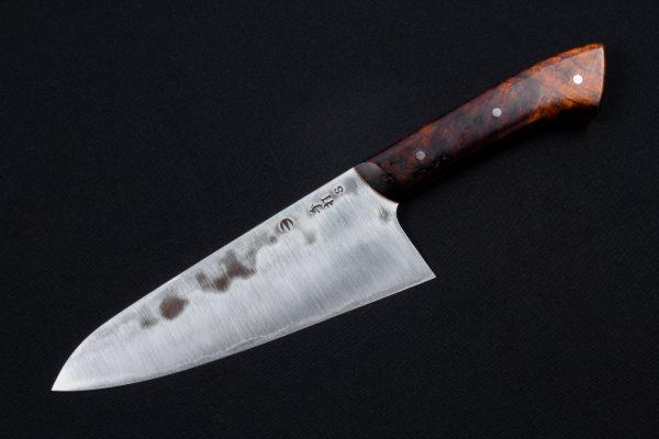 "6.22"" Muteki #4192 Freestyle Kitchen Knife by Shamus"